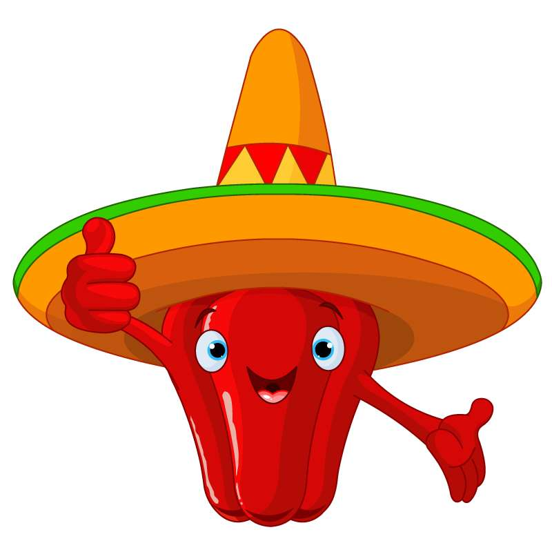 Showing post & media for Mexican hot pepper cartoon.