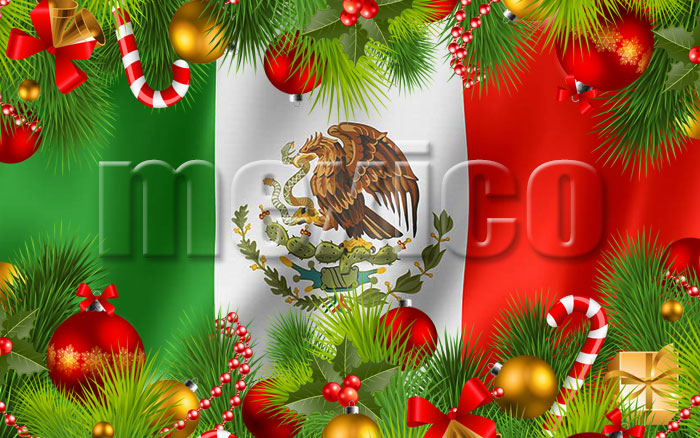 Christmas in Mexico.