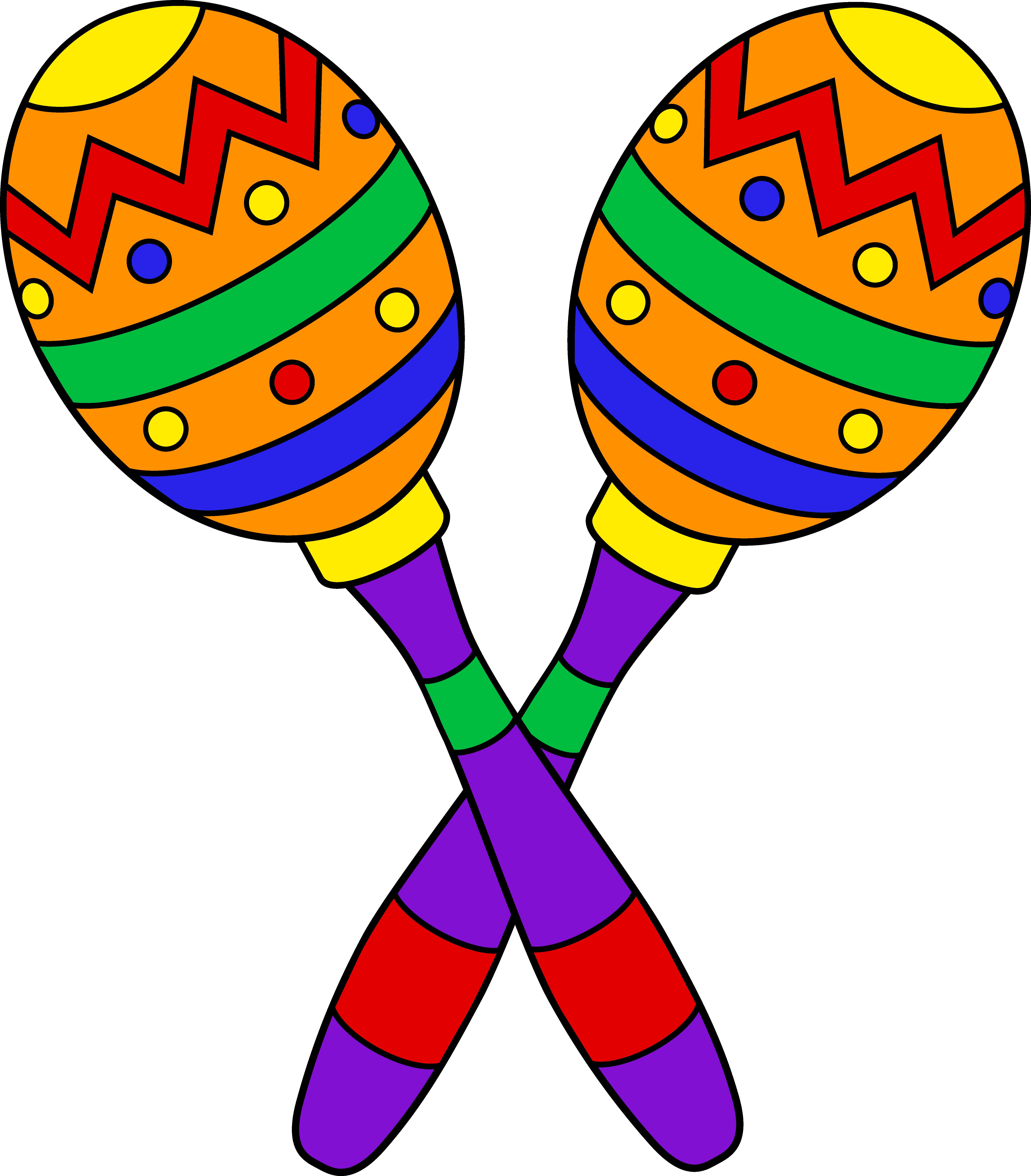 9+ Mexican Fiesta Clip Art.