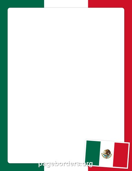 Mexican Clipart Border (92+ images in Collection) Page 2.