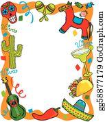 Mexican Clip Art.