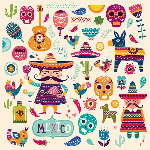 Hispanic Culture Clipart.