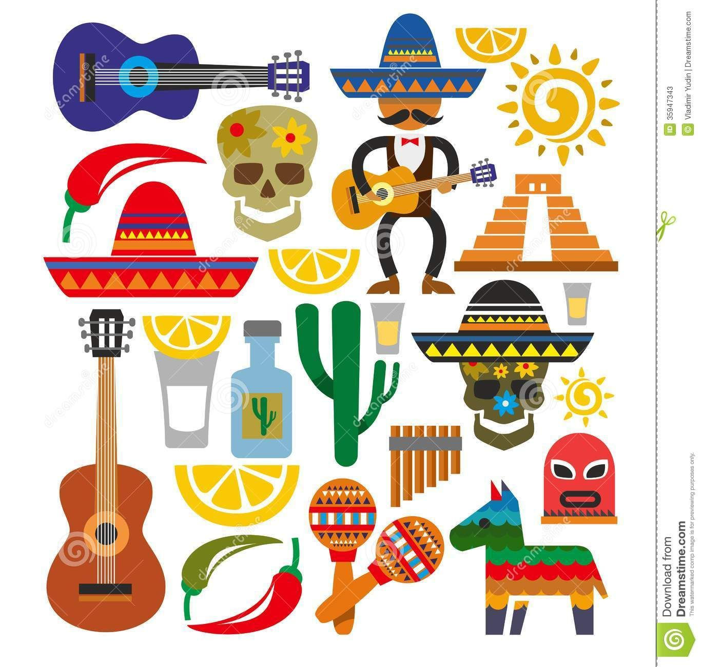 Mexico Stock Illustrations, Vectors, & Clipart.