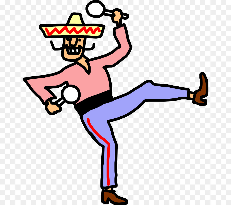 mexican dancing png clipart Mexican cuisine Dance Clip art.