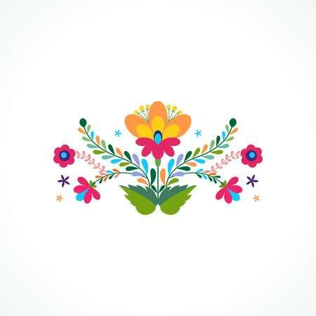 Image result for mexican flowers clipart.