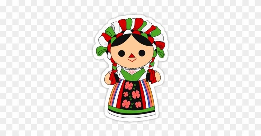 Mexican doll clipart 5 » Clipart Portal.