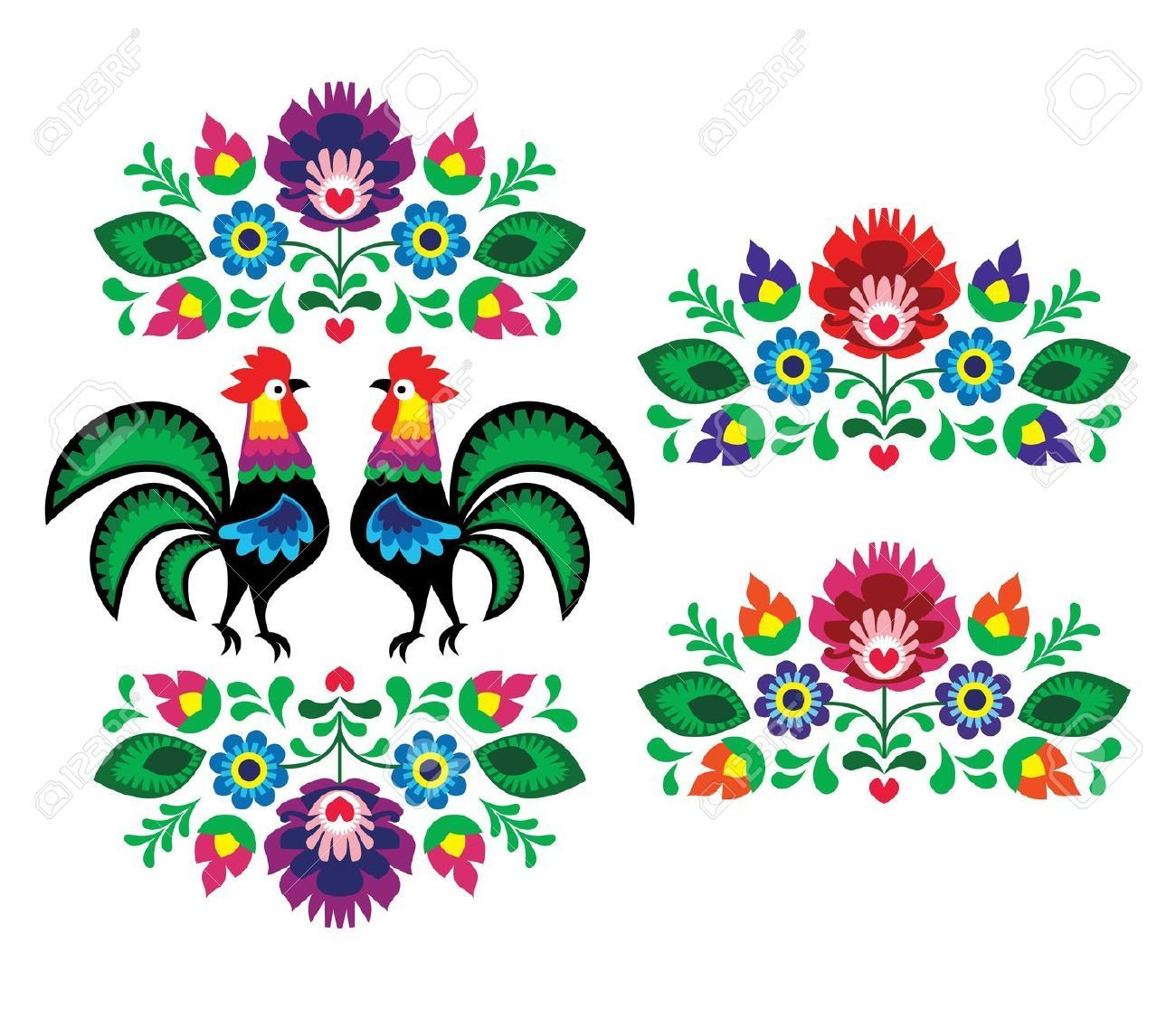Mexican embroidery clipart 6 » Clipart Portal.