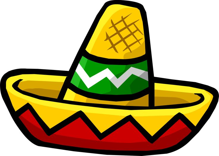 Mexican Fiesta Clipart.