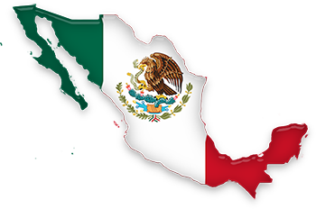 Free Animated Mexico Flags.