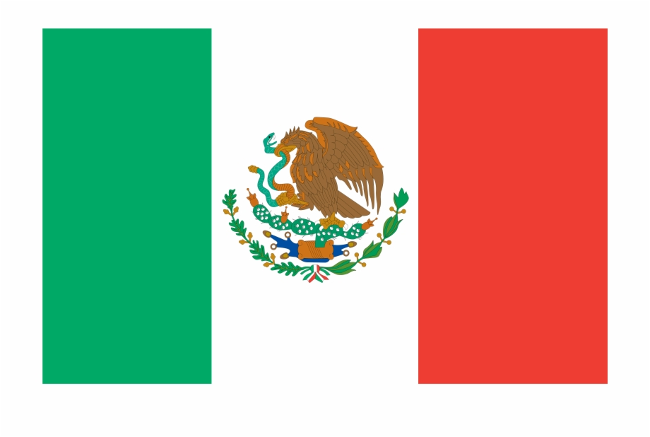 Mexican Flag Clip Art Free Clipart Images.