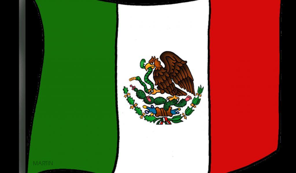 47+ Mexican Flag Clipart.