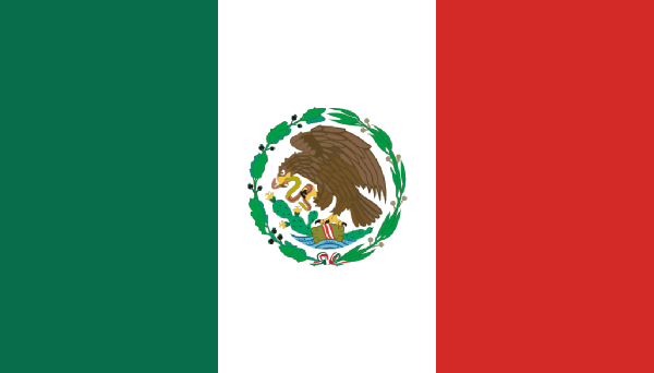 PNG Mexican Flag Transparent Mexican Flag.PNG Images..