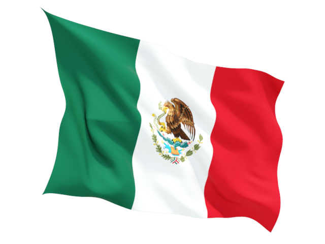 Download Mexico Flag PNG HD.