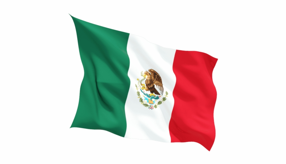 Flag Mexico Png.