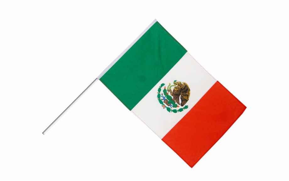Mexico Flag Transparent.