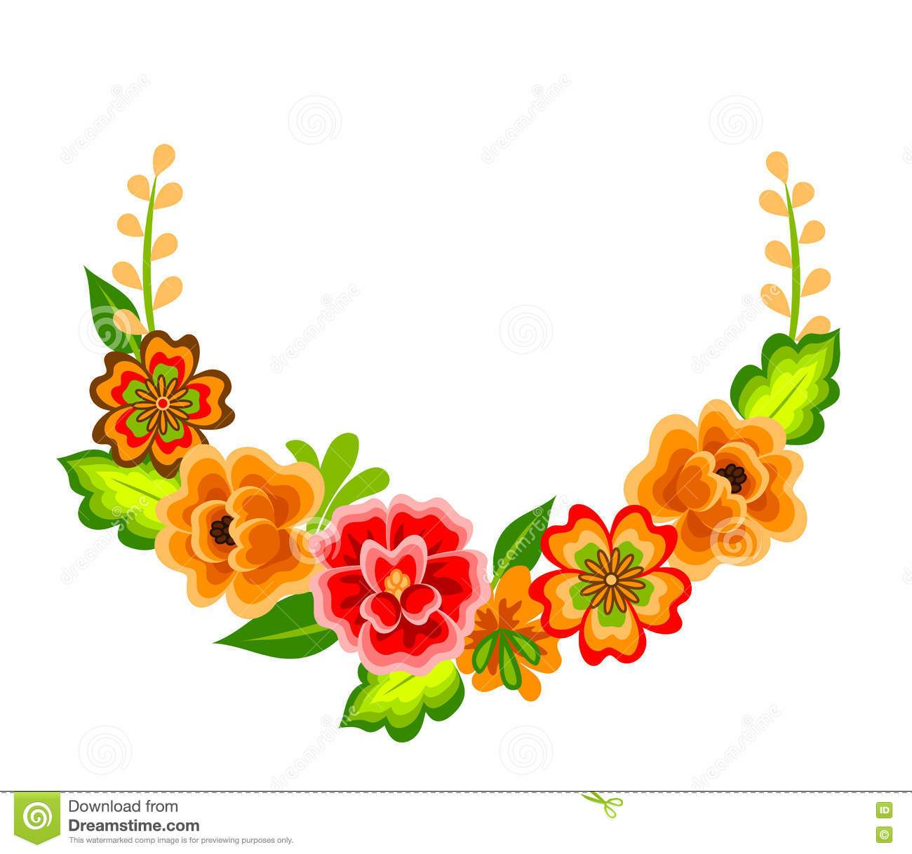 Mexican flowers clipart png 3 » Clipart Portal.