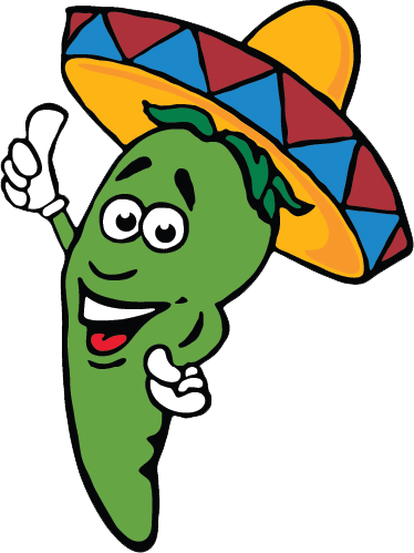 Mexican food clipart jalepino clipground for Mexican logos images