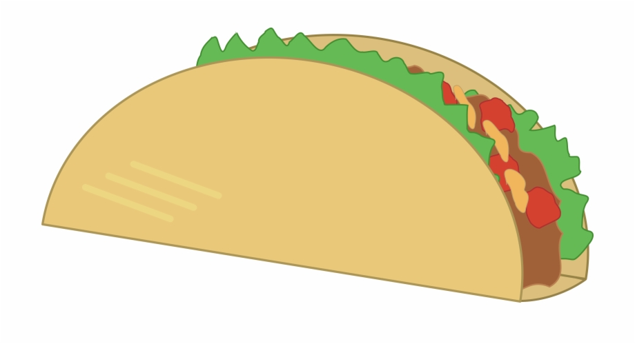This Free Icons Png Design Of Simple Taco.