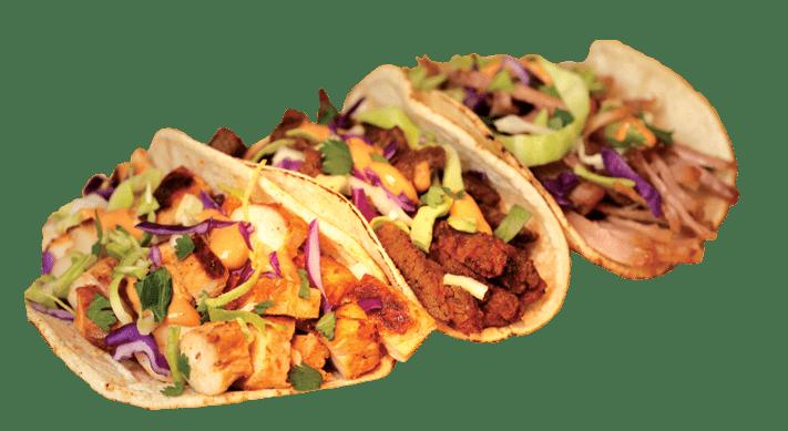 Mexican Tacos transparent PNG.