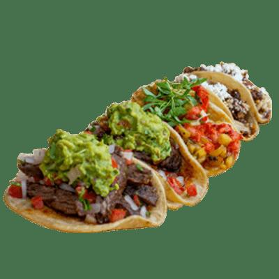 Range Of Tacos transparent PNG.