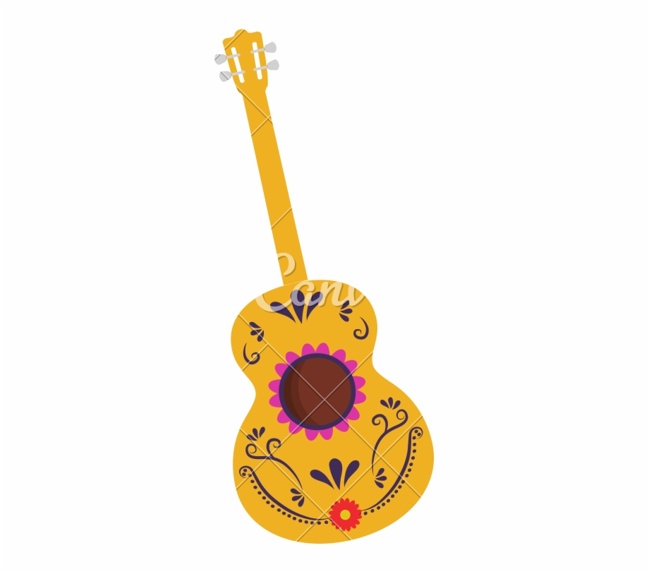 Mexican Guitar Png Free PNG Images & Clipart Download.