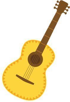 Mexican guitar clipart 2 » Clipart Portal.