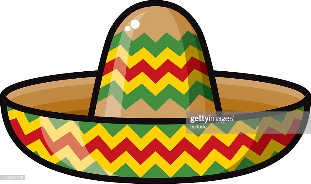 60 Top Mexican Hat Stock Illustrations, Clip art, Cartoons.