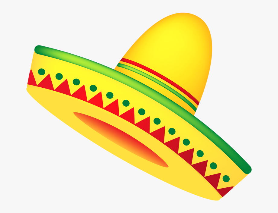 Mexican Clipart Hat.