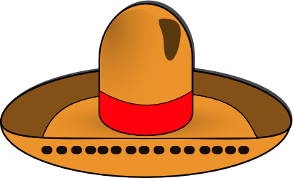 Free Mexican Sombrero Clipart, Download Free Clip Art, Free.