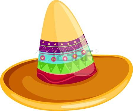 Mexican Hat Clipart Clipground