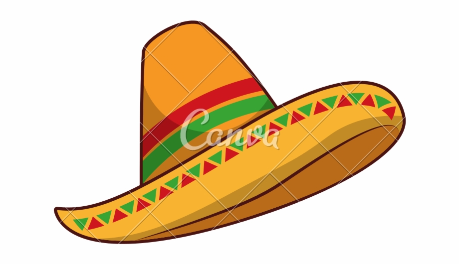 Mexican Hat Png.