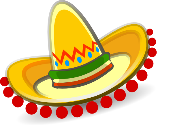Free Mexican Hats, Download Free Clip Art, Free Clip Art on.