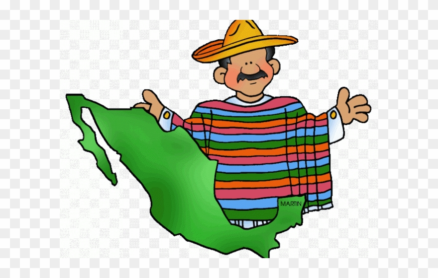 Mexican Clipart Parrot.