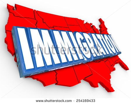 Illegal Immigration Stock Images, Royalty.