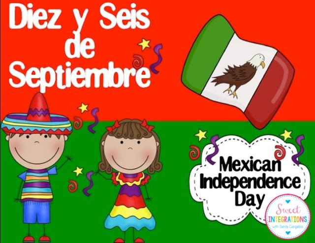 Mexican Independence Day With Freebie.