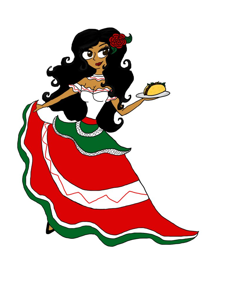 Free Mexican Woman Cliparts, Download Free Clip Art, Free.