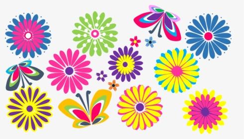 Silhouette Flower Clip Art.