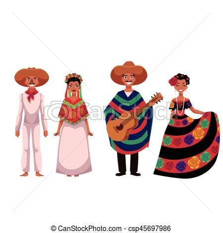Mexican people clipart 4 » Clipart Portal.