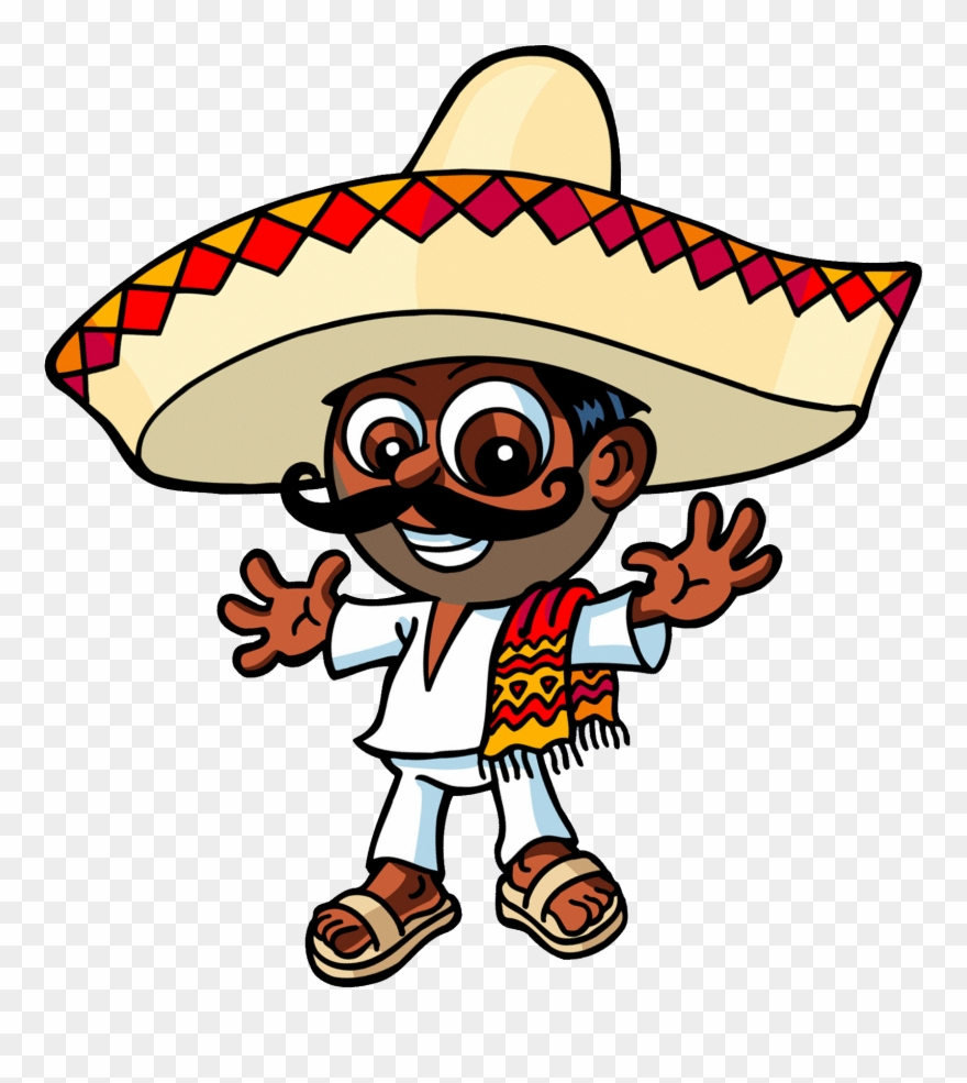 Mexican Cartoon Free Mexican Cartoon People Download.