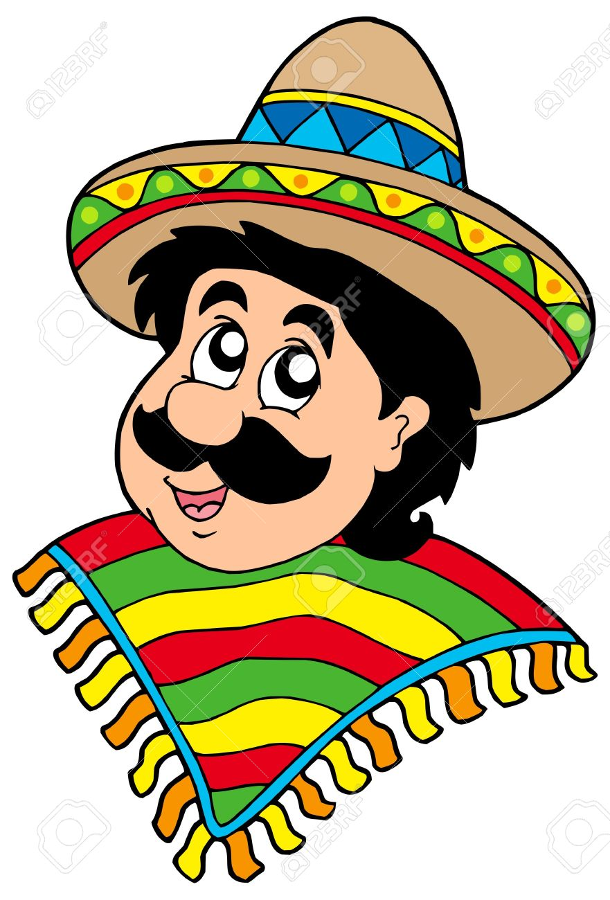 Showing post & media for Cartoon spanish poncho.