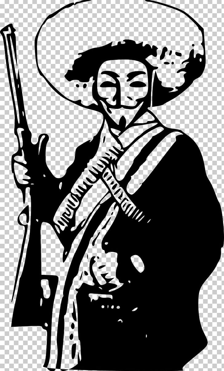 Mexico Mexican Revolution Anonymous PNG, Clipart, Anonymous.