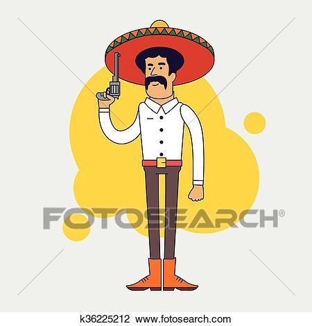 Mexican revolution clipart 4 » Clipart Portal.