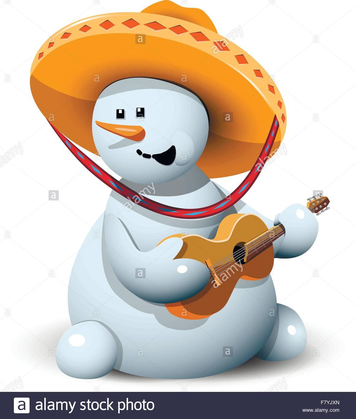 Mexican Christmas Snowman Stock Photos & Mexican Christmas.