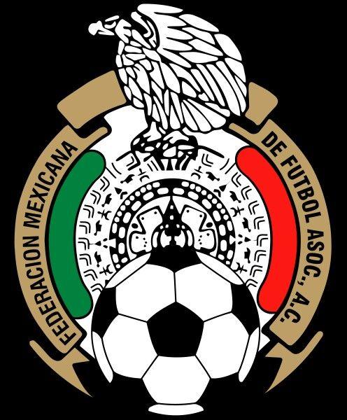 Mexico national team emblem.