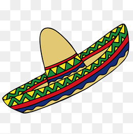 PNG Mexican Hat Transparent Mexican Hat.PNG Images..