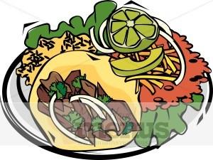 Mexican taco clipart 6 » Clipart Portal.