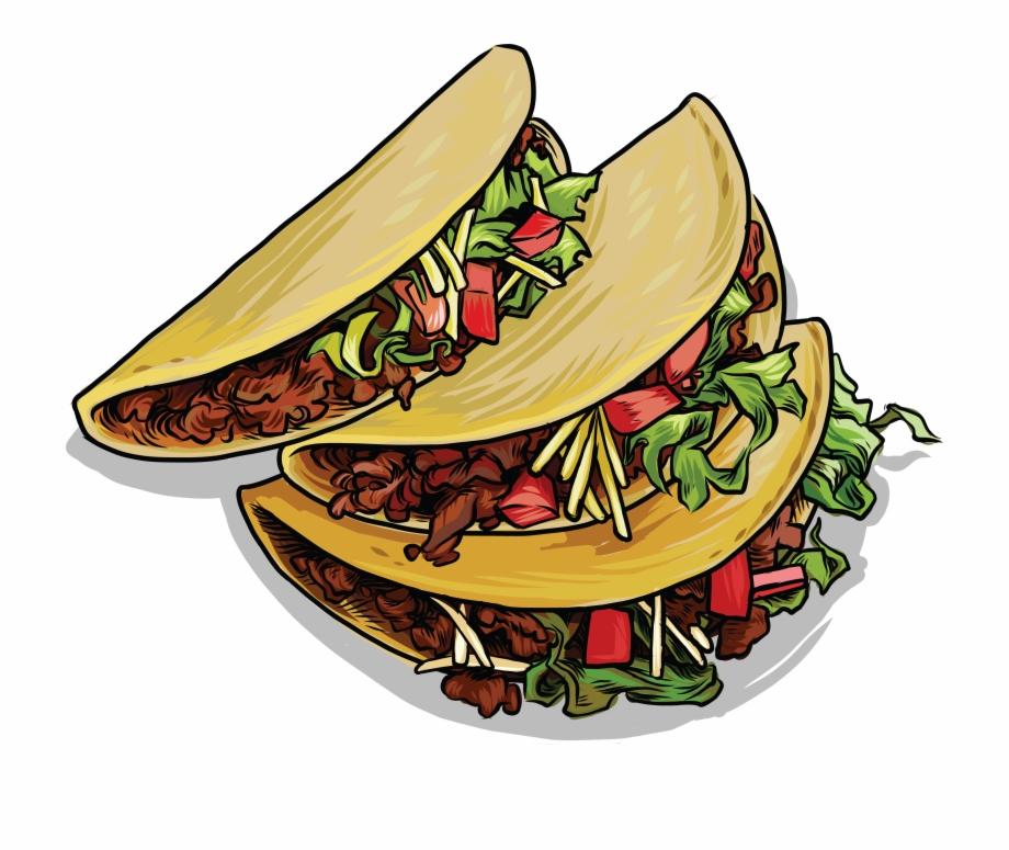Tacos Clipart Mexico.