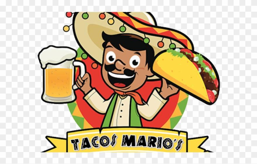 Tacos Clipart Mexican Restaurant.