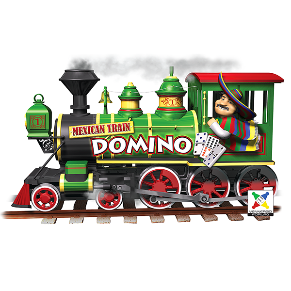 Mexican Train Domino on Behance.