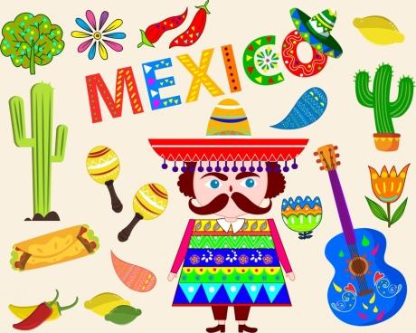 Mexico clipart vector, Mexico vector Transparent FREE for.